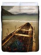 Achill Island, County Mayo, Ireland Duvet Cover
