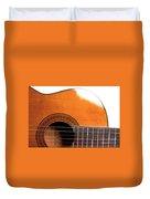Acoustic Guitar 15 Duvet Cover