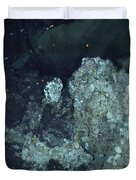 Active Hydrothermal Vent Duvet Cover