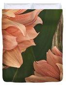 Adalee's Petals Duvet Cover