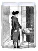 Adam Smith, Scottish Philosopher & Duvet Cover