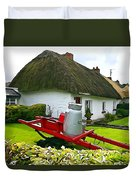 Adare Cottage Duvet Cover