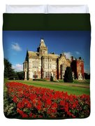 Adare Manor, County Limerick, Ireland Duvet Cover