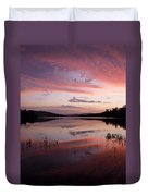 Adirondack Reflections 1 Duvet Cover