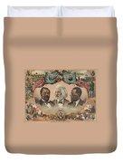 African Americans, C1881 Duvet Cover