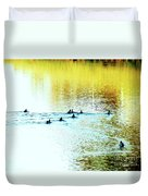 Afternoon Delights Duvet Cover