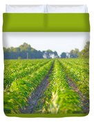 Agriculture- Corn 1 Duvet Cover