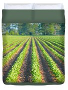 Agriculture-soybeans 5 Duvet Cover