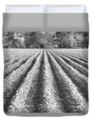 Agriculture-soybeans 6 Duvet Cover