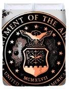 Air Force Medallion Duvet Cover