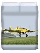 Air Plane  Duvet Cover