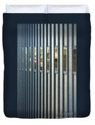 Airport Jetway Duvet Cover