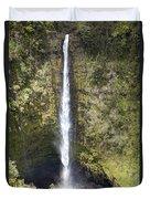 Akaka Falls Iv Duvet Cover