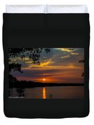 Alabama Sunset Duvet Cover