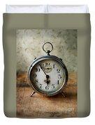 Alarm Clock Duvet Cover