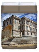 Alcatraz Cellhouse  Duvet Cover