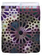 Alhambra Pattern Duvet Cover