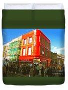 Alice's - London Duvet Cover