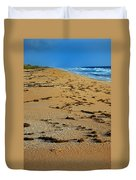 All Beach Duvet Cover