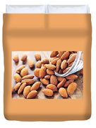 Almonds Duvet Cover