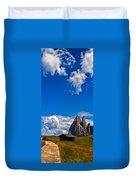 Alps II Duvet Cover