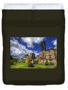 Alton Towers Duvet Cover