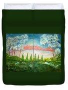 Amazing Gaze Duvet Cover