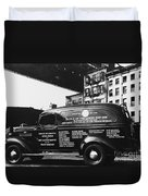 Ambulance, Late 1930s, Nyc Duvet Cover