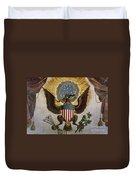 America - Great Seal Duvet Cover