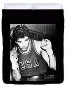 American Boxer, C1982 Duvet Cover