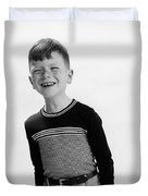 American Boy Duvet Cover