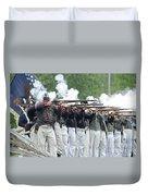 American Firing Line Duvet Cover