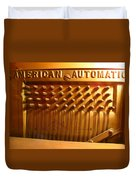 American Gold Automatic Duvet Cover