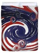 Americas Palette Duvet Cover