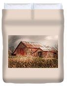 America's Small Farm Duvet Cover