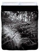 Among Thorns Duvet Cover