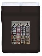 Amsterdam Reflections Hdr Duvet Cover