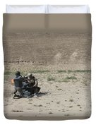 An Afghan Police Studen Fires Duvet Cover