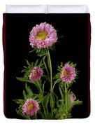 An Aster Flower Aster Ericoides Duvet Cover