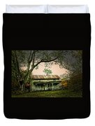 An Old Home Place Duvet Cover