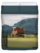 An Orginal Carriage And Other Equipment Duvet Cover