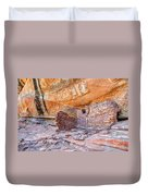 Anasazi Indian Ruin - Cedar Mesa Duvet Cover