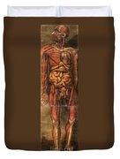 Anatomie Generale Des Visceres Duvet Cover