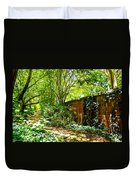Ancient Path Duvet Cover