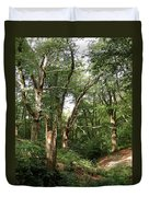 Ancient Woodland Duvet Cover