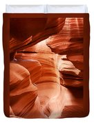 Anelope Canyon - What A Wonderful World Duvet Cover