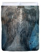 Angel Nude  Duvet Cover