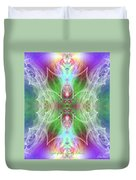 Angel Of The Faery Realm Duvet Cover
