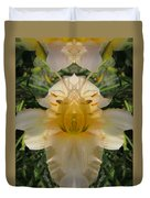 Angelic Lily Duvet Cover