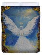 Angels Prayer Duvet Cover